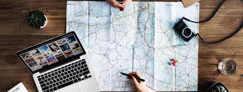 Páginas para ver ofertas de viajes