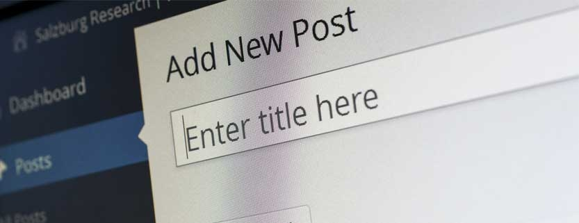 Páginas para crear blogs gratis